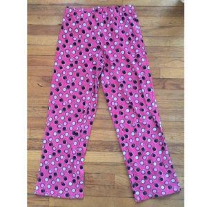 Other - Pink Girls Pajama Bottoms